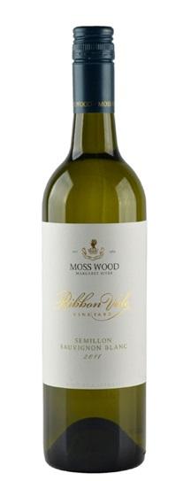 2011 Moss Wood Semillon-Sauvignon Blanc Ribbon Vale