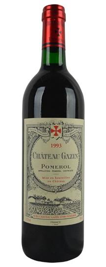 1994 Gazin Bordeaux Blend