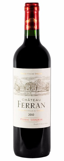 2011 Ferran Bordeaux Blend
