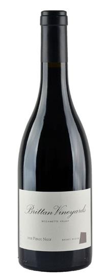 2010 Brittan Pinot Noir Basalt Block