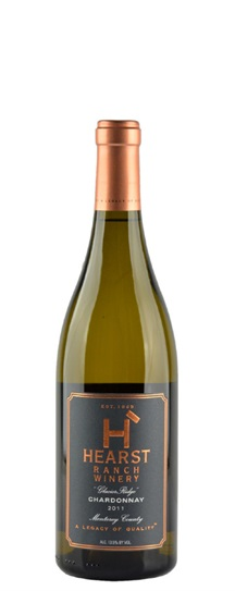 2011 Hearst Ranch Chardonnay