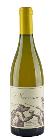 2007 Marcassin Chardonnay Marcassin Vineyard