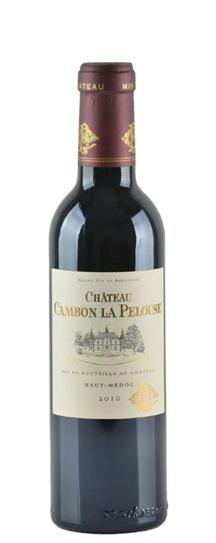 2010 Cambon la Pelouse Bordeaux Blend