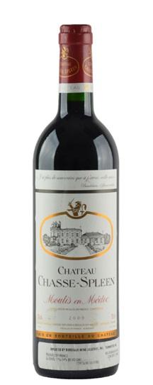 2000 Chasse-Spleen Bordeaux Blend
