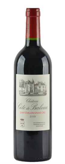 2010 Cote de Baleau Bordeaux Blend