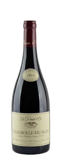 2010 Pousse d'Or, Domaine de la Chambolle Musigny