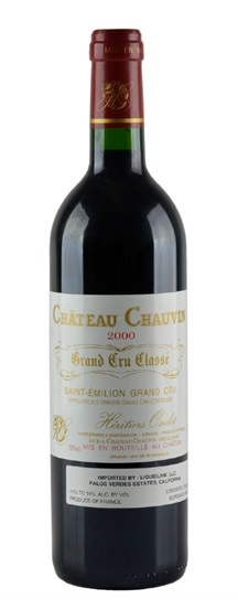 2005 Chauvin Bordeaux Blend