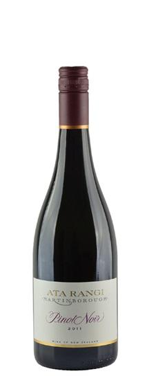 2011 Ata Rangi Pinot Noir
