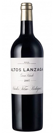 2007 Telmo Rodriguez Rioja Altos Lanzaga