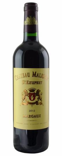 2012 Malescot-St-Exupery Bordeaux Blend