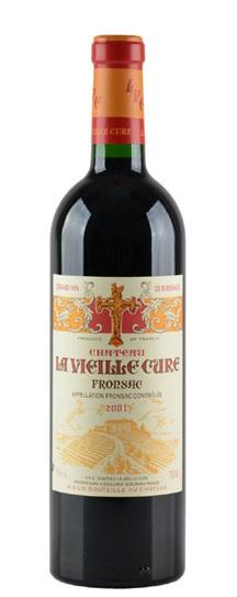 1998 La Vieille Cure Bordeaux Blend