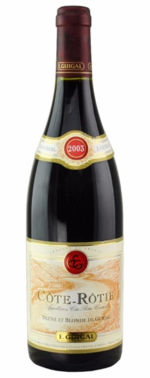 2009 Guigal Cote Rotie Brune et Blonde