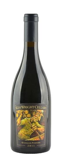 2011 Ken Wright Cellars Pinot Noir Guadalupe Vineyard