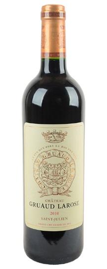2010 Gruaud Larose Bordeaux Blend