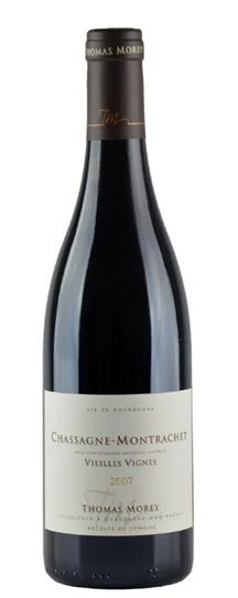2007 Morey, Thomas Chassagne Montrachet Vieilles Vignes Rouge