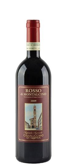 2009 Canalicchio di Sopra Rosso di Montalcino