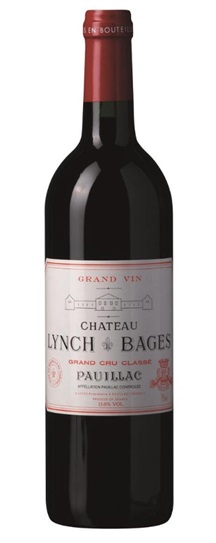 2010 Lynch Bages Bordeaux Blend