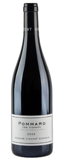 2009 Vincent Girardin Pommard les Vignots