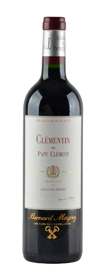 2010 Le Clementin (Pape Clement) Bordeaux Blend