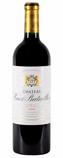 2000 Haut Batailley Bordeaux Blend