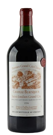 1994 Beausejour (Duffau Lagarrosse) Bordeaux Blend