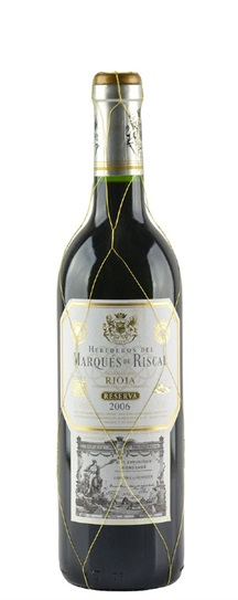 2006 Marques de Riscal Rioja Reserva