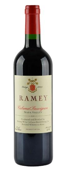 2008 Ramey Cabernet Sauvignon Napa