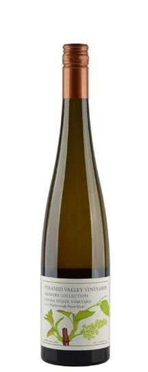 2007 Pyramid Valley Vineyards Pinot Blanc Kerner Vineyard