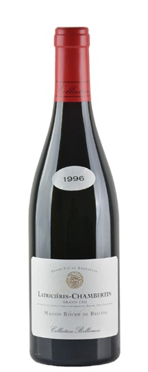 1996 Roche de Bellene, Maison Collection Bellenum Latricieres Chambertin