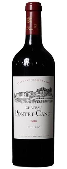 2010 Pontet-Canet Bordeaux Blend