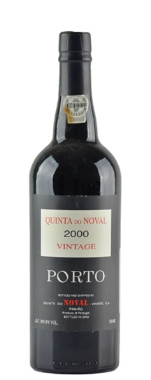 2000 Quinta do Noval Vintage Port