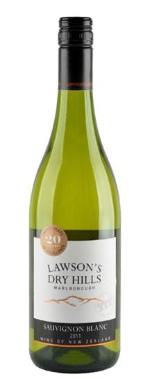 2012 Lawson's Dry Hills Sauvignon Blanc Marlborough