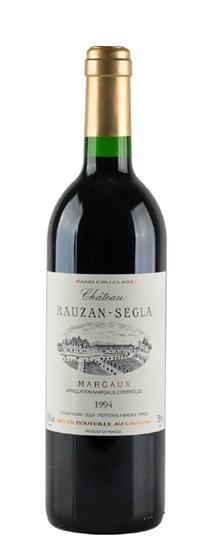 1988 Rauzan-Segla (Rausan-Segla) Bordeaux Blend