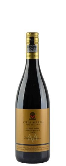 2006 Villa Maria Pinot Noir Cellar Selection