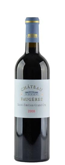 2008 Faugeres Bordeaux Blend