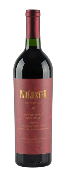 1990 Pahlmeyer Proprietary Red Wine Caldwell Vineyard