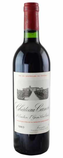 1982 Canon Bordeaux Blend