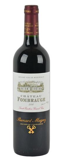 2010 Fombrauge Bordeaux Blend