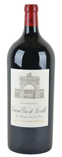 2010 Leoville-Las Cases Bordeaux Blend