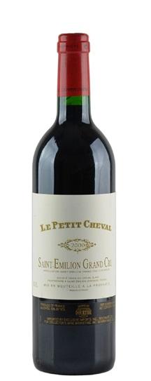 2007 Le Petit Cheval Bordeaux Blend