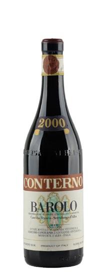 1997 Giacomo Conterno Barolo Cascina Francia