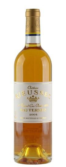2003 Rieussec Sauternes Blend