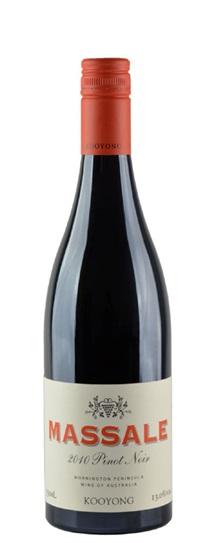2010 Kooyong Pinot Noir Massale