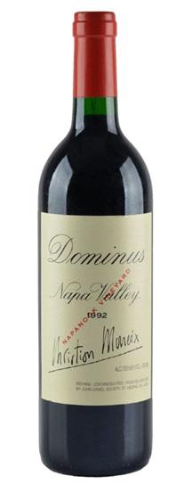 1992 Dominus Proprietary Red Wine