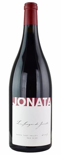 2005 Jonata La Sangre de Jonata