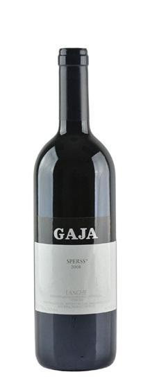 2008 Gaja Sperss