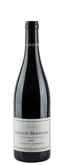 2009 Girardin, Vincent Chassagne Montrachet Vieilles Vignes Rouge