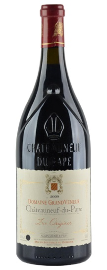 2009 Domaine Grand Veneur Chateauneuf du Pape Cuvee Les Origines