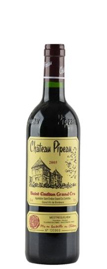 2001 Pipeau Bordeaux Blend