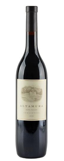 2007 Altamura Sangiovese